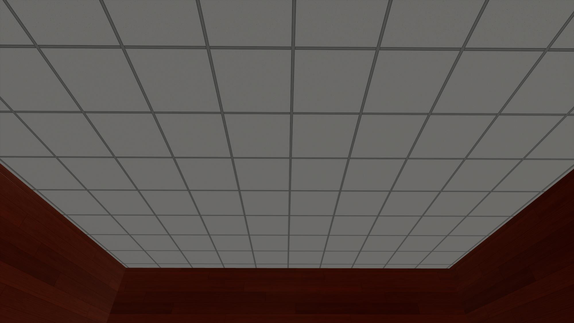 2x2 drop ceiling